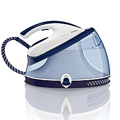 Philips - PerfectCare aqua steam generator iron GC8628/20