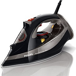 Philips - Black Performer Plus steam iron GC4521/87