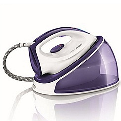 Philips - Purple SpeedCare steam generator iron GC6611/30