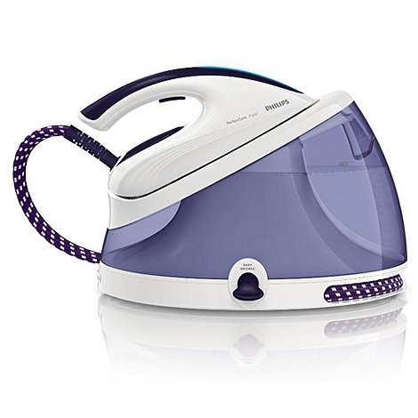 Philips - PerfectCare aqua steam generator iron GC8616/30