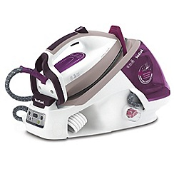 Tefal - Purple GV7780 'Express' auto control steam generator iron