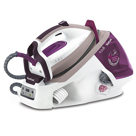 Tefal - Purple GV7780 +Express+ auto control steam generator iron