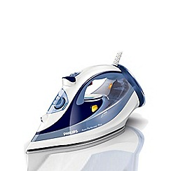 Philips - Blue Performer steam iron GC4511/20