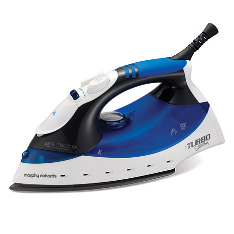 Morphy Richards - Turbosteam iron 40679