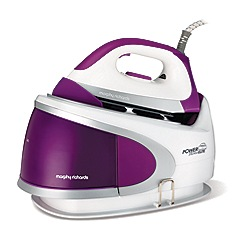 Morphy Richards - Power steam elite steam generator iron 330013