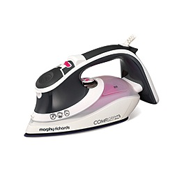 Morphy Richards - Comfigrip steam iron with ionic soleplate