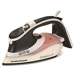 Morphy Richards - Comfigrip ionic steam iron 301019