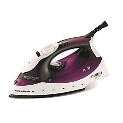 Morphy Richards - Turbosteam Iron with tip technology 40699