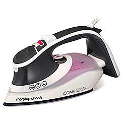Morphy Richards - Pink 'Comfigrip' Steam Iron 301018
