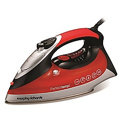 Morphy Richards - PerfectTemp steam iron 300002