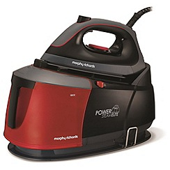 Morphy Richards - 'Power Steam Elite' steam generator iron 332006
