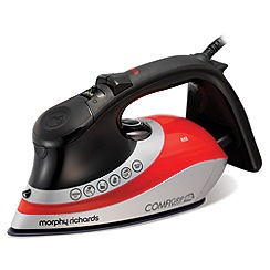 Morphy Richards - Comfigrip Orange Ionic Steam Iron