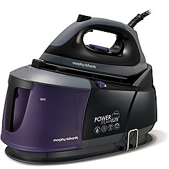 Morphy Richards - Power steam elite steam generator iron with autoclean 332000
