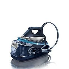 Tefal - Silence Steam Steam Generator Iron DG8961 Blue