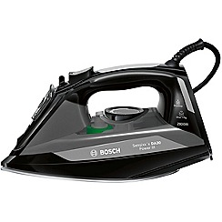 Bosch - Black power 3 steam iron 2800w TDA3020GB
