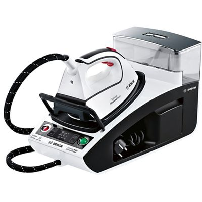 bosch white black steam generator iron 3100w tds4571gb. Black Bedroom Furniture Sets. Home Design Ideas