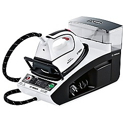 Bosch - White/black steam generator iron 3100w TDS4571GB