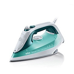 Braun - Green TexStyle 7 Pro steam iron SI 7042