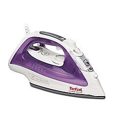 Tefal - Ultraglide anti scale steam iron FV2661