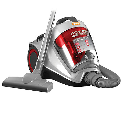 Vax - Power 7 Total Home C89-P7NT bagless cylinder vacuum cleaner