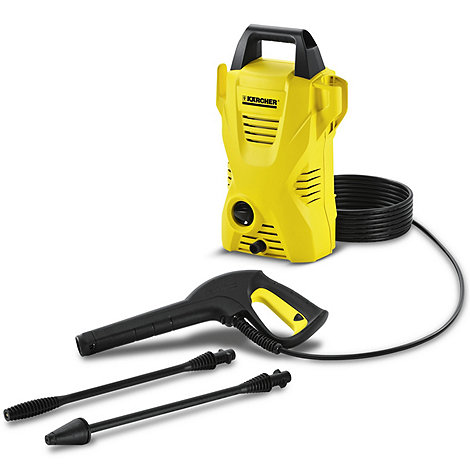 Karcher - Kratcher K2 compact pressure washer