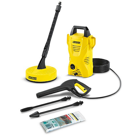 Karcher - Kratcher K2 compact home pressure washer
