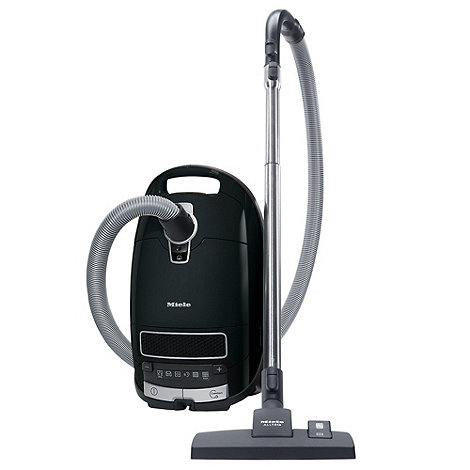 Miele - Black S8310 +Power Plus+ cylinder vacuum cleaner