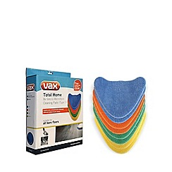 Vax - 'Total Home' X8 microfibre cleaning pads