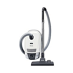 Miele - 'Compact C2 Allergy EcoLine' bagged cylinder vacuum cleaner