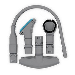 Vax - Grey slim vac pro cleaning kit 1-1-137896