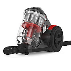 Vax - Air lift stretch total home cylinder vacuum cleaner CCQSASV1T1