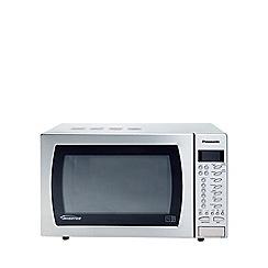 Panasonic - Silver ST479BPQ microwave oven