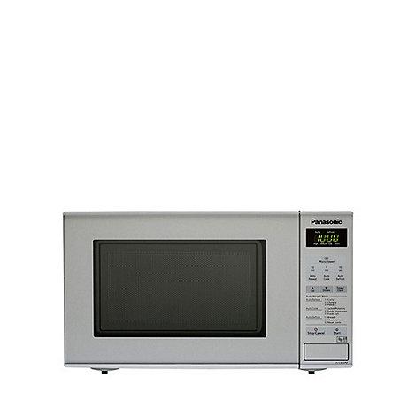 Panasonic - Silver +NN-E281MMBPQ+ microwave