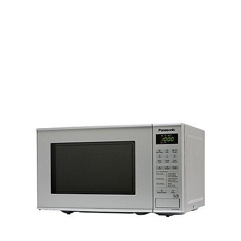 Panasonic - Silver +NN-K181MMBPQ+ microwave