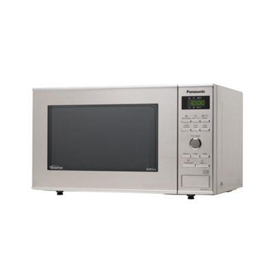 Silver NNGD371SBPQ microwave