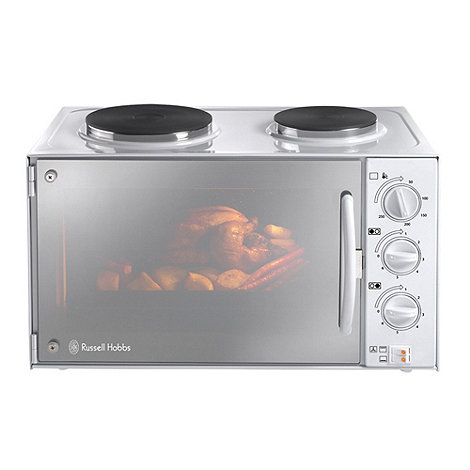 Russell Hobbs - Mini Oven+ compact cooker 13821-10
