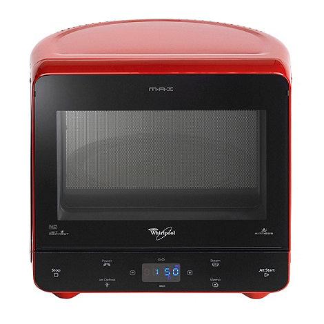 Whirpool - Whirlpool MAX35/RD red 13 litre microwave