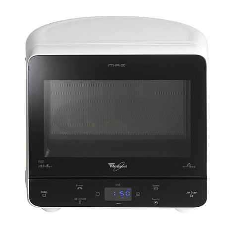 Whirpool - Whirlpool MAX35/WH white 13 litre microwave