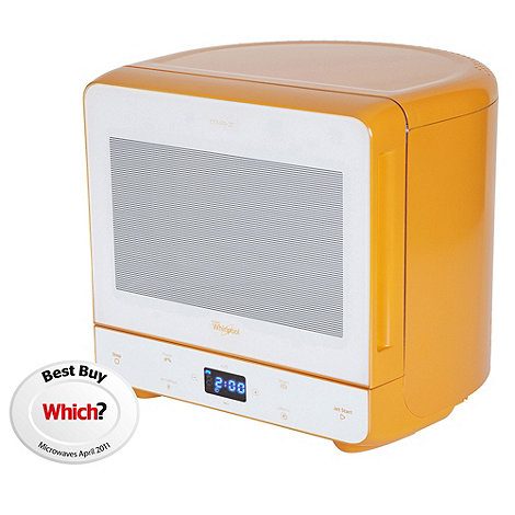 Whirpool - Whirlpool MAX35/ORG orange 13 litre microwave