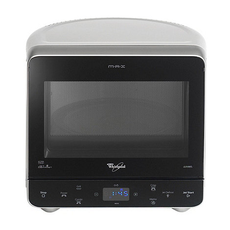Whirpool - Whirlpool MAX38/SL silver 13 litre microwave