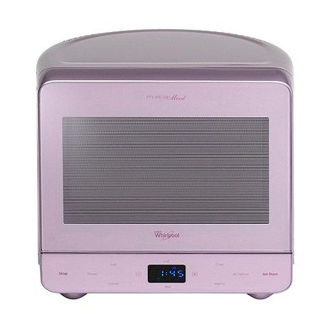 Whirpool - Whirlpool MAX38/CPK cosmopolitan pink 13 litre microwave