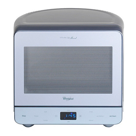 Whirpool - Whirlpool MAX38/NBU nocturnal blue 13 litre microwave