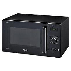 Whirpool - Whirlpool GT285/BL black 24 litre microwave