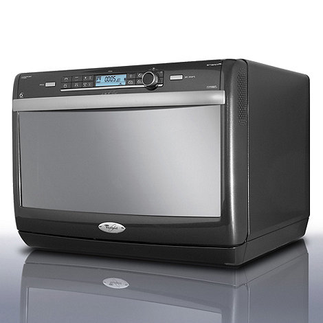 Whirpool - Whirlpool JT369/MIR anthracite 31 litre microwave