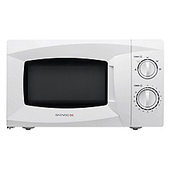 Daewoo - KOR6L15 white 20l microwave