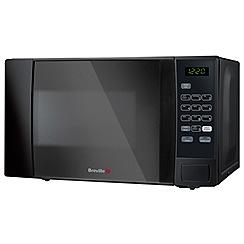 Breville - Black 'Solo' VMW189 microwave
