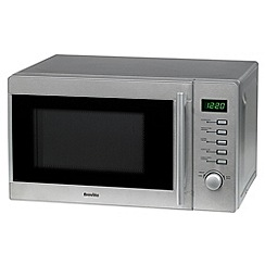 Breville - Stainless steel solo microwave oven 20L VMX202