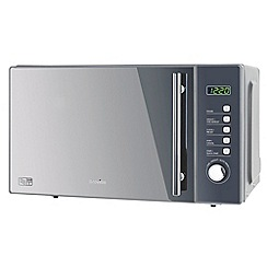 Breville - Mirrored solo microwave over 20L VMW212