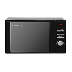 Russell Hobbs - Black microwave RHM2064B