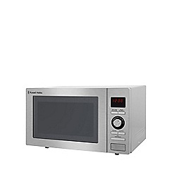Russell Hobbs - 25L stainless steel digital combination microwave oven RHM2572CG